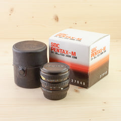 Pentax-M 24-35mm f/3.5 Exc+ Boxed