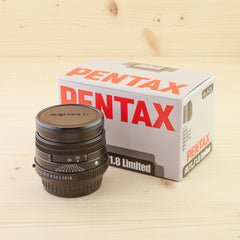 Pentax AF 77mm f/1.8 FA Limited Mint- Boxed