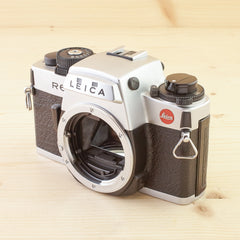 Leica R6 Body Chrome Exc+