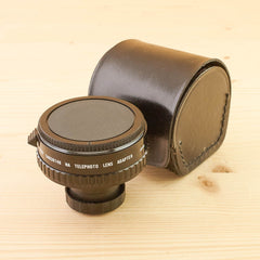 Nikon Ai fit Jessop Telephoto Lens Adapter Exc+