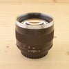 Canon EF Fit Zeiss 85mm f/1.4 Mint- Boxed