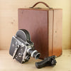 Bolex H16 w/ Three Lenses Exc in Case