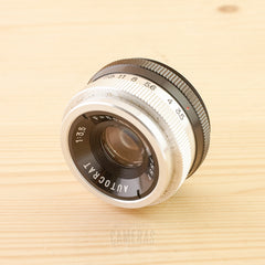 Autocrat 50mm f/3.5 Enlarging Exc