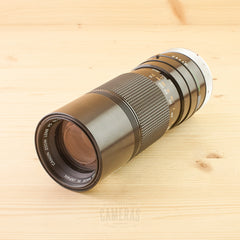 Canon FD 100-200mm f/5.6 Exc