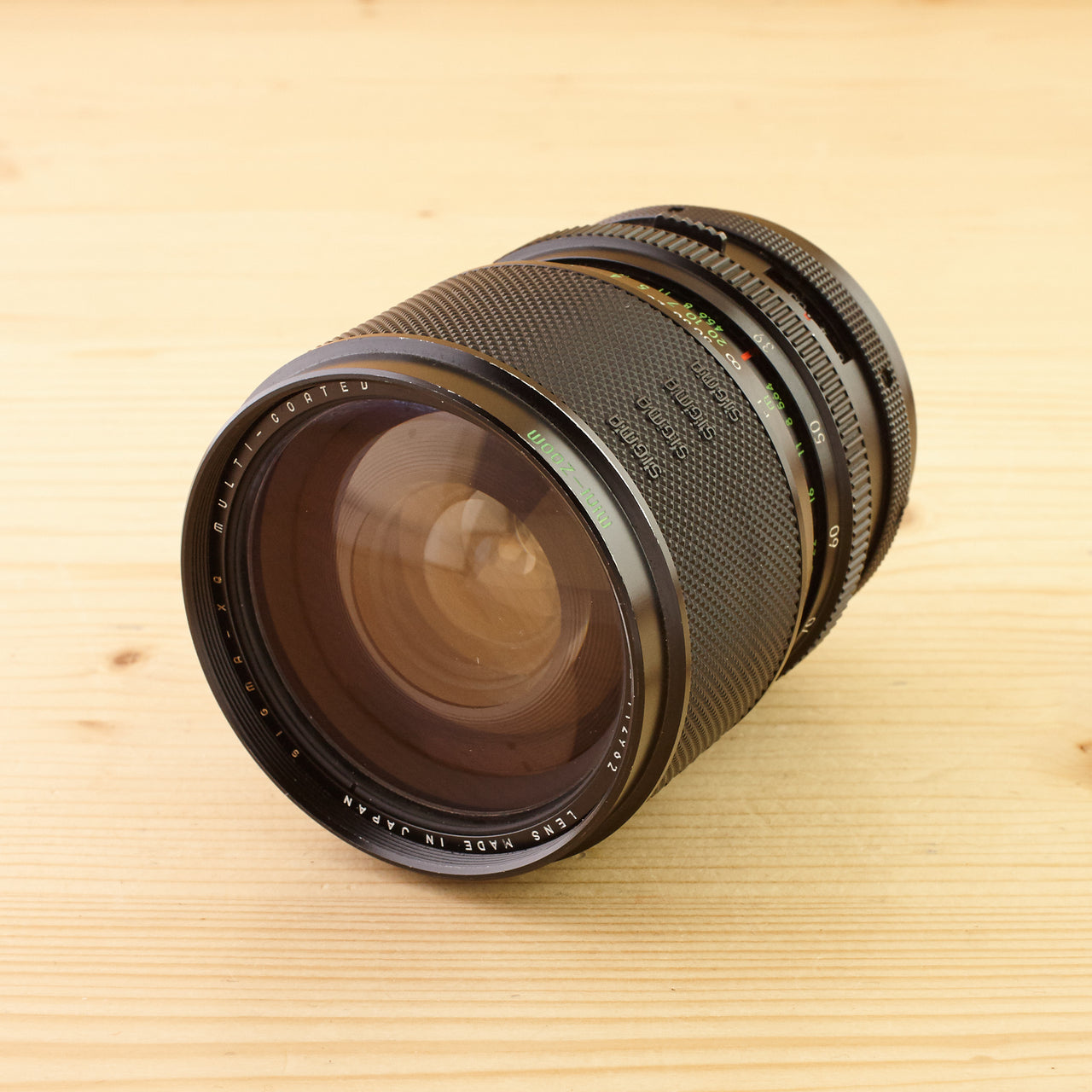 M42 Fit Sigma 39-80mm f/3.5 Exc