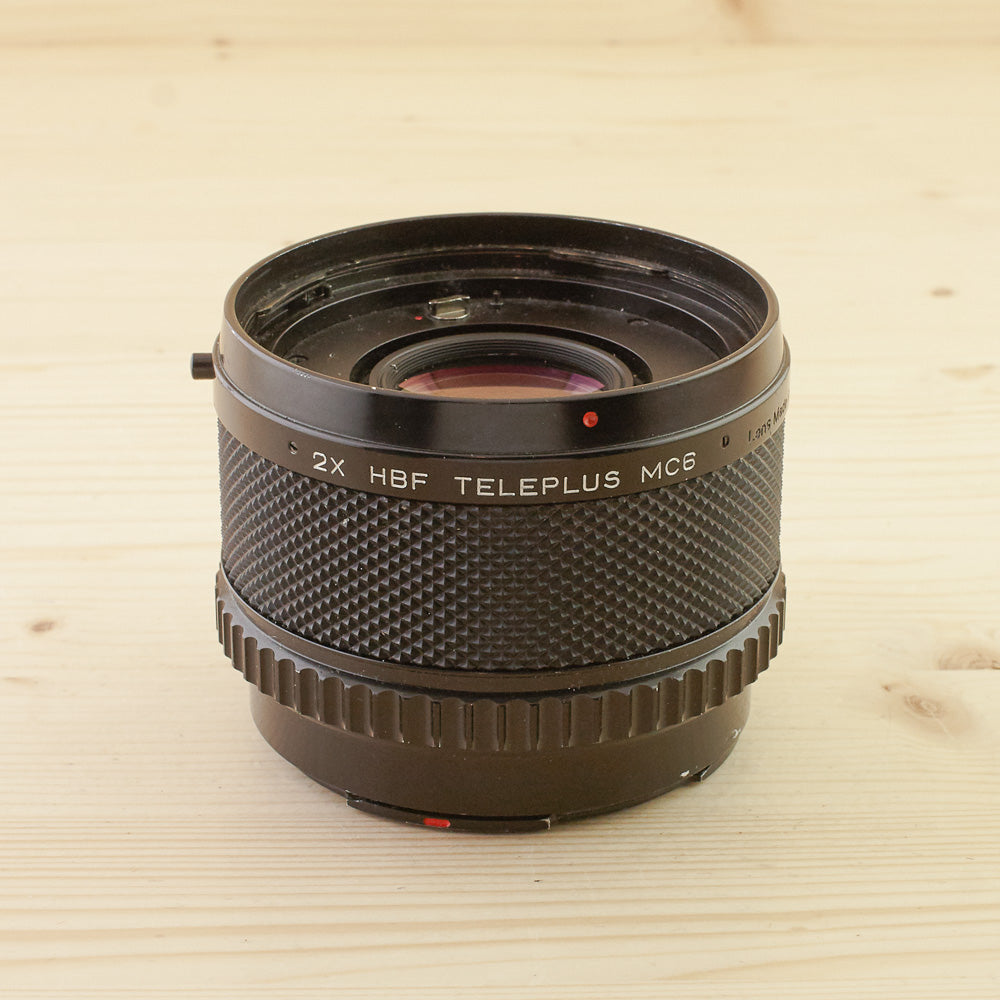 Hasselblad Fit Teleplus 2x TC Avg