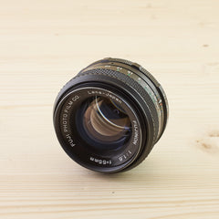 M42 Fit Fujinon 55mm f/1.6 Exc+