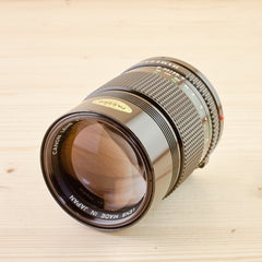Canon FD 135mm f/2.8 Exc - West Yorkshire Cameras