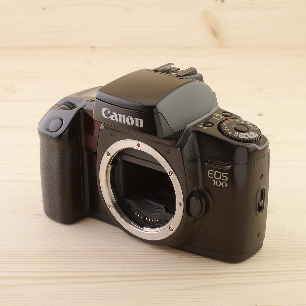 Canon EOS 100 Body Avg - West Yorkshire Cameras