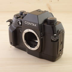 Contax AX Body Exc+ - West Yorkshire Cameras