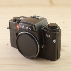 Leica R4 Body Exc - West Yorkshire Cameras