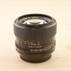 Canon FD 50mm f/1.2 Exc - West Yorkshire Cameras