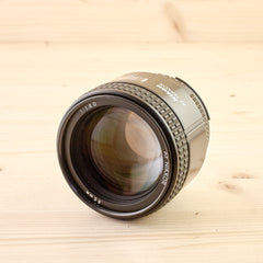 Nikon AF 85mm f/1.8 D Exc+ - West Yorkshire Cameras
