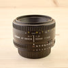 Nikon AF 50mm f/1.8 D Exc+ - West Yorkshire Cameras