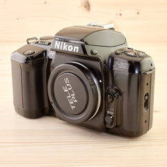 Nikon F-601 Body Avg - West Yorkshire Cameras