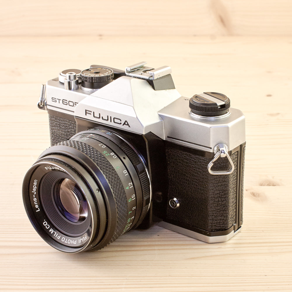 Fujica ST605n w/ 55mm f/2.2 Exc - West Yorkshire Cameras