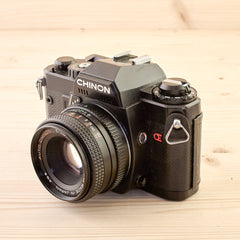 Chinon CG-5 w/ 50mm f/1.9 Exc