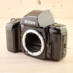Nikon F-801 Body Avg - West Yorkshire Cameras