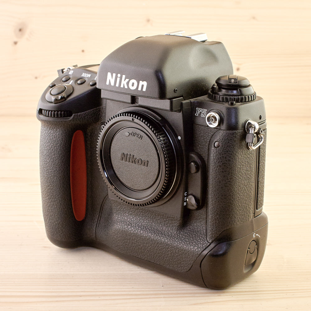 Nikon F5 Body Exc - West Yorkshire Cameras