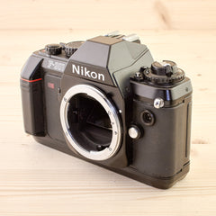 Nikon F-301 Body Exc - West Yorkshire Cameras