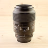 Nikon AF 105mm f/2.8D Exc - West Yorkshire Cameras