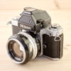 Nikon F2 DP-2 w/ 50mm f/1.4 Exc - West Yorkshire Cameras