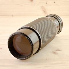 Canon FD 100-300mm f/5.6 Exc - West Yorkshire Cameras