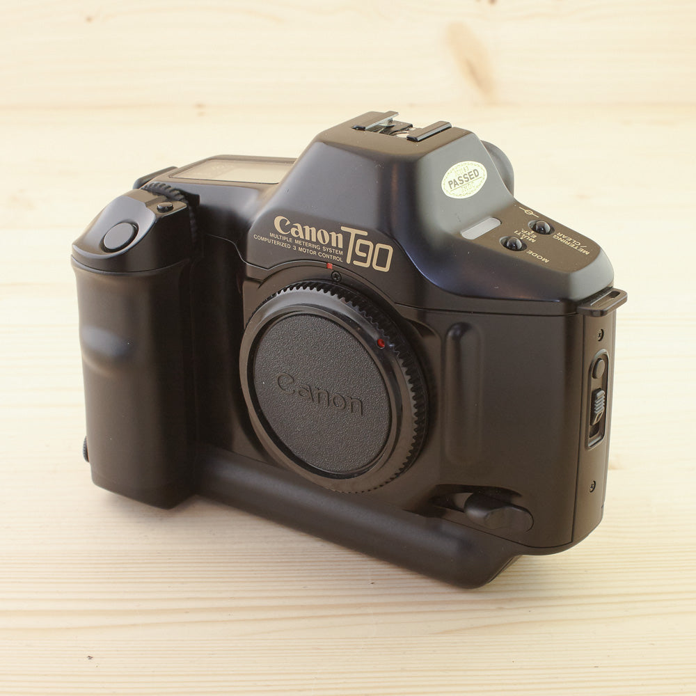 Canon T90 Body Exc - West Yorkshire Cameras