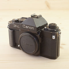 Canon F-1N Body Avg - West Yorkshire Cameras