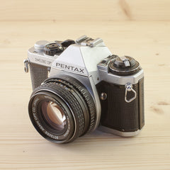 Pentax ME F w/ 50mm f/1.7 Exc - West Yorkshire Cameras
