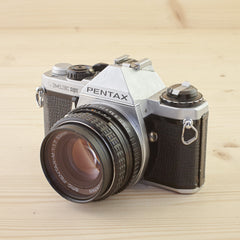 Pentax ME Super w/ 50mm f/1.7 Exc - West Yorkshire Cameras