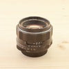 Pentax M42 50mm f/1.4 Exc - West Yorkshire Cameras