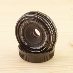 Pentax-M 40mm f/2.8 Exc - West Yorkshire Cameras