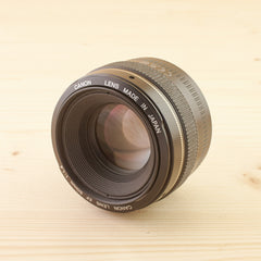 Canon EF 50mm f/1.4 Exc - West Yorkshire Cameras