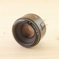 Canon EF 50mm f/1.8 II Exc - West Yorkshire Cameras