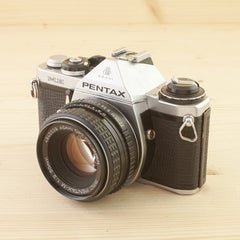 Pentax ME w/ 50mm f/2 Exc - West Yorkshire Cameras