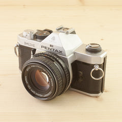 Pentax MX w/ 50mm f/1.7 Exc - West Yorkshire Cameras