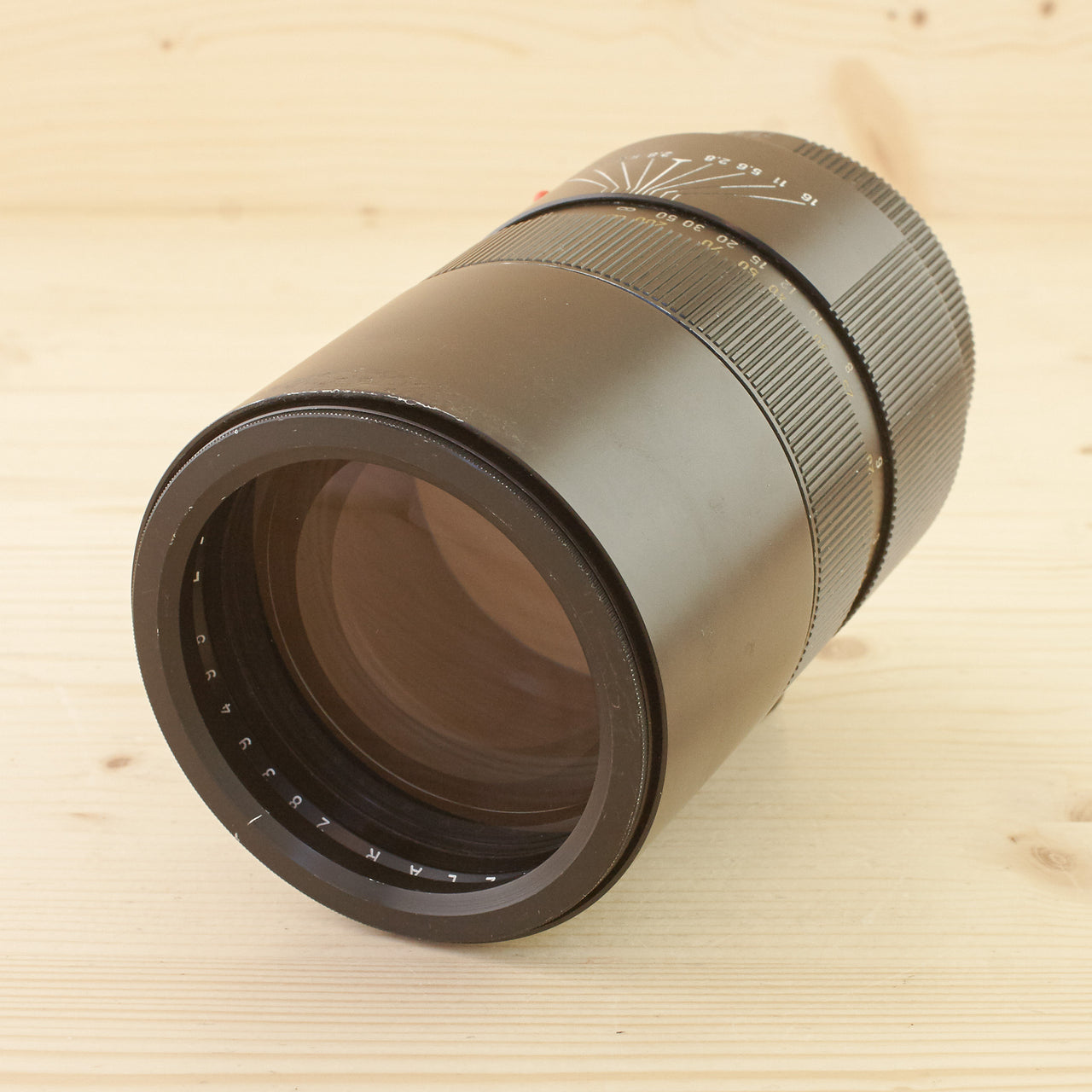 Leica-R 180mm f/2.8 Elmarit Avg - West Yorkshire Cameras