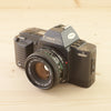 Canon T70 w/ 50mm f/1.8 Exc - West Yorkshire Cameras