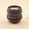 Canon FD fit Vivitar 24mm f/2.8 Exc