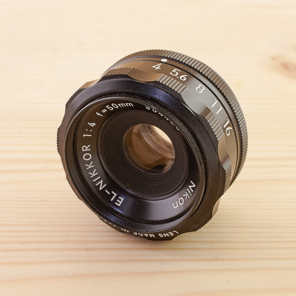 Nikon Enlarging 50mm f/4 Exc
