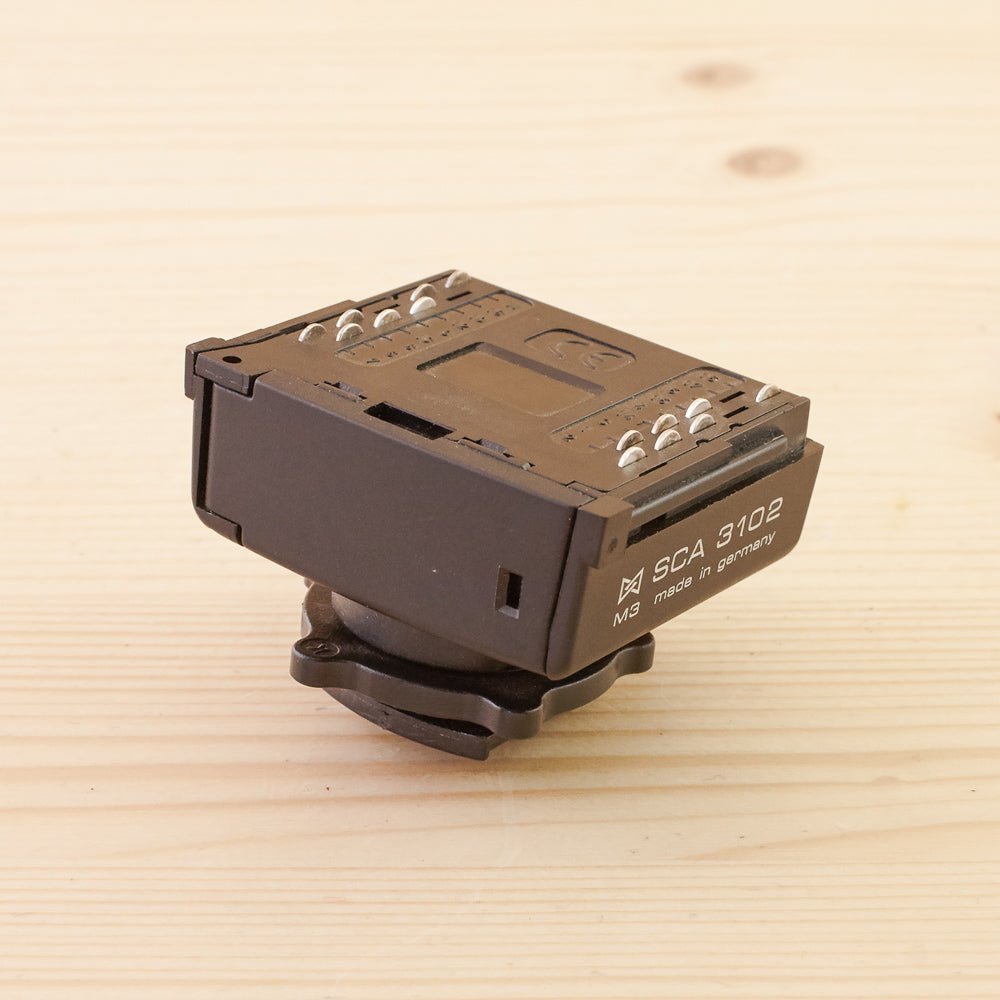 Metz SCA 3102 M3 Adapter Exc
