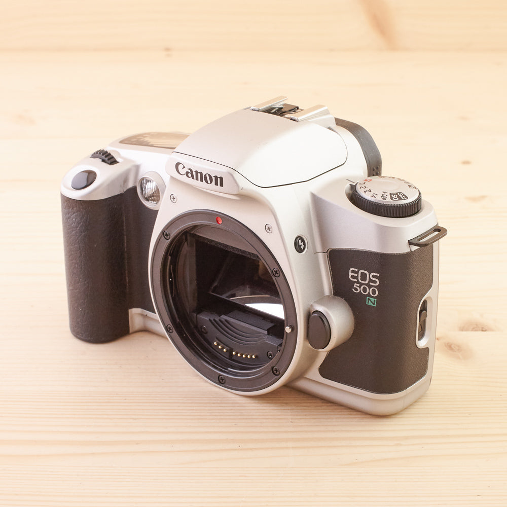 Canon EOS 500n Body Champagne Exc