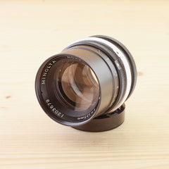 Minolta 135mm f/4 Rokkor-TC Bellows Lens Exc