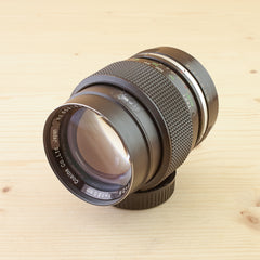 M42 fit Cosina 135mm f/2.8 Exc Boxed