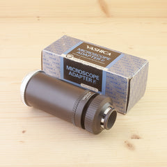 Yashica Microscope Adapter F Mint- Boxed