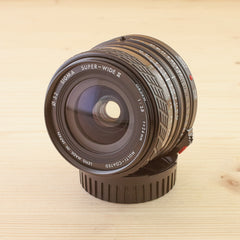 Canon FD fit Sigma 24mm f/2.8 Exc