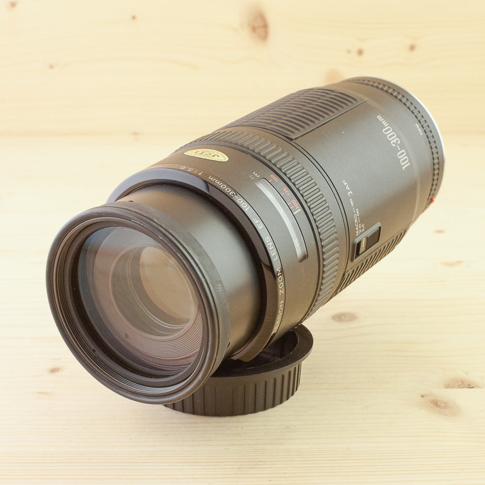 Canon EF 100-300mm f/5.6 Exc