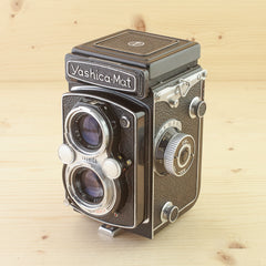 Yashica-Mat Exc