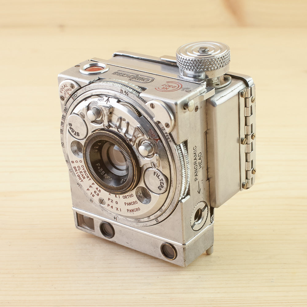Jaeger LeCoultre Compass Camera Exc